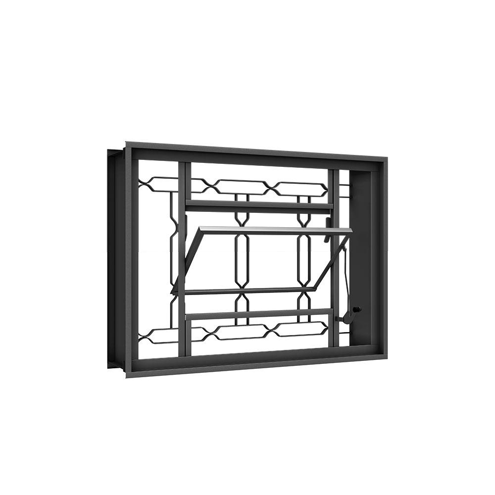 Basculantes - Machado – Portas e Janelas de Aço e Alumínio