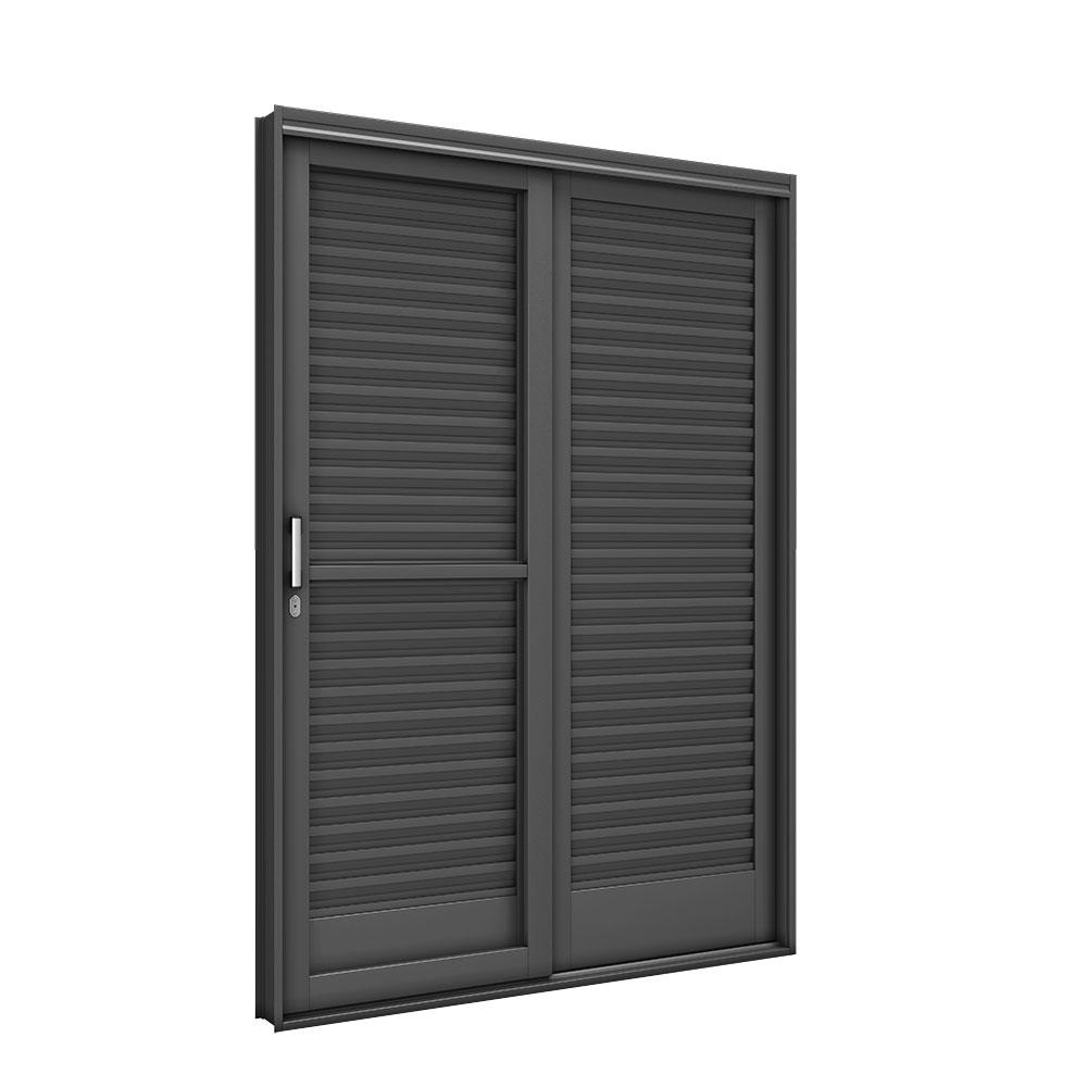 Machado portas e janelas de a o e alum nio produtos for O que e porta balcao