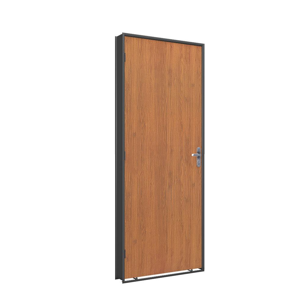 Porta de Madeira - Machado – Portas e Janelas de Aço e Alumínio