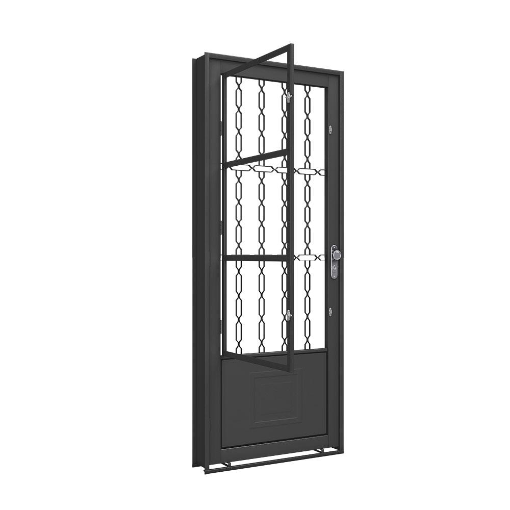 Porta Postigo - Machado – Portas e Janelas de Aço e Alumínio